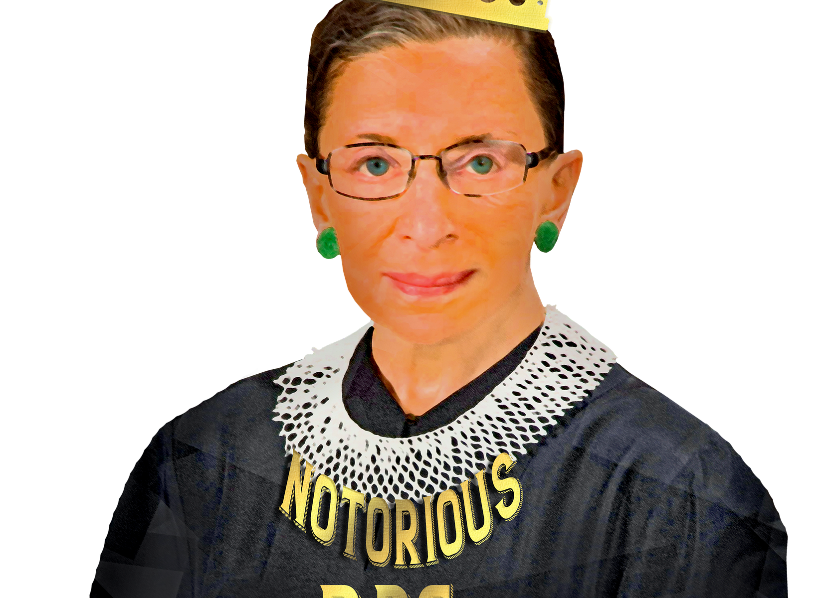 Judge Woman Crown Supreme